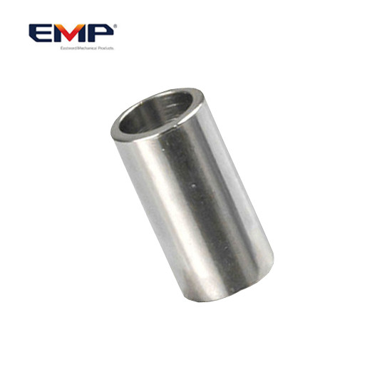 Industrial Custom Made OEM Metal Round Sleeve Bushing By Drawing