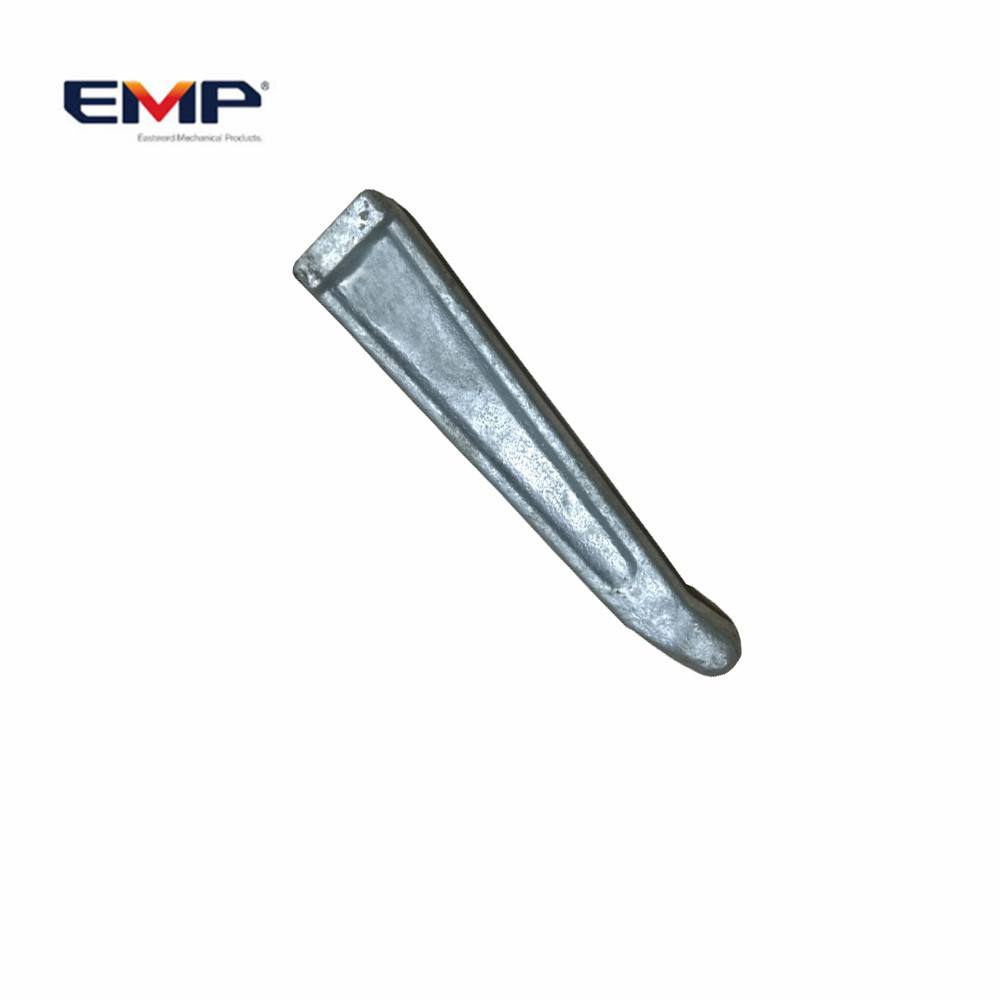 Custom Made OEM Straight Wedge For Concrete Construction Accessory
