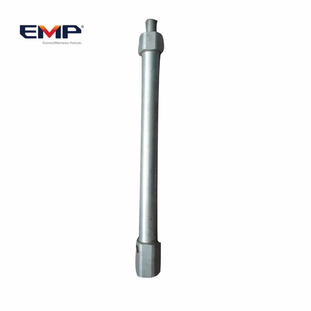 Axle With Push Pin